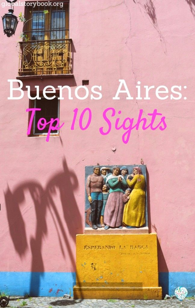 Buenos Aires is a very large city so if you are wondering how many days you will need to spend in this vibrant South American capital, to see all the major attractions – our recommendation would be at least 4-5 days, for your first time... globalstorybook.org