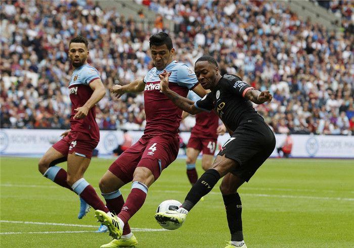 Result West Ham United 0 - 5 Manchester City, English ...