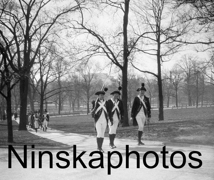 Boston 1926, Armistice Day, The Old Brigade crossing the Common, Massachussets, United States, 1920s antique photo reprint, Veterans Day by Ninskaphotos on Etsy https://www.etsy.com/uk/listing/510047124/boston-1926-armistice-day-the-old