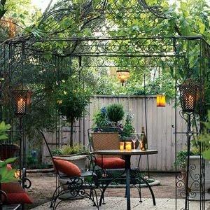 Dance in my garden: Nook spaces