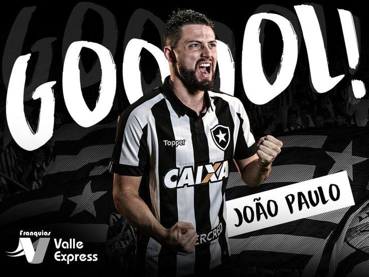 JOÃO PAULO - BOTAFOGO F.R. 1 X 1 Atletico GO ... primeiro tempo