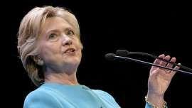 Clinton: Warren gets under Trump's 'thin skin like nobody else'
