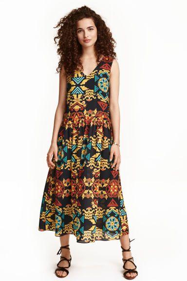 Patterned dress | H&M