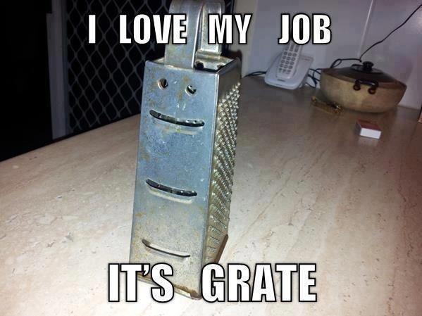 Love the job