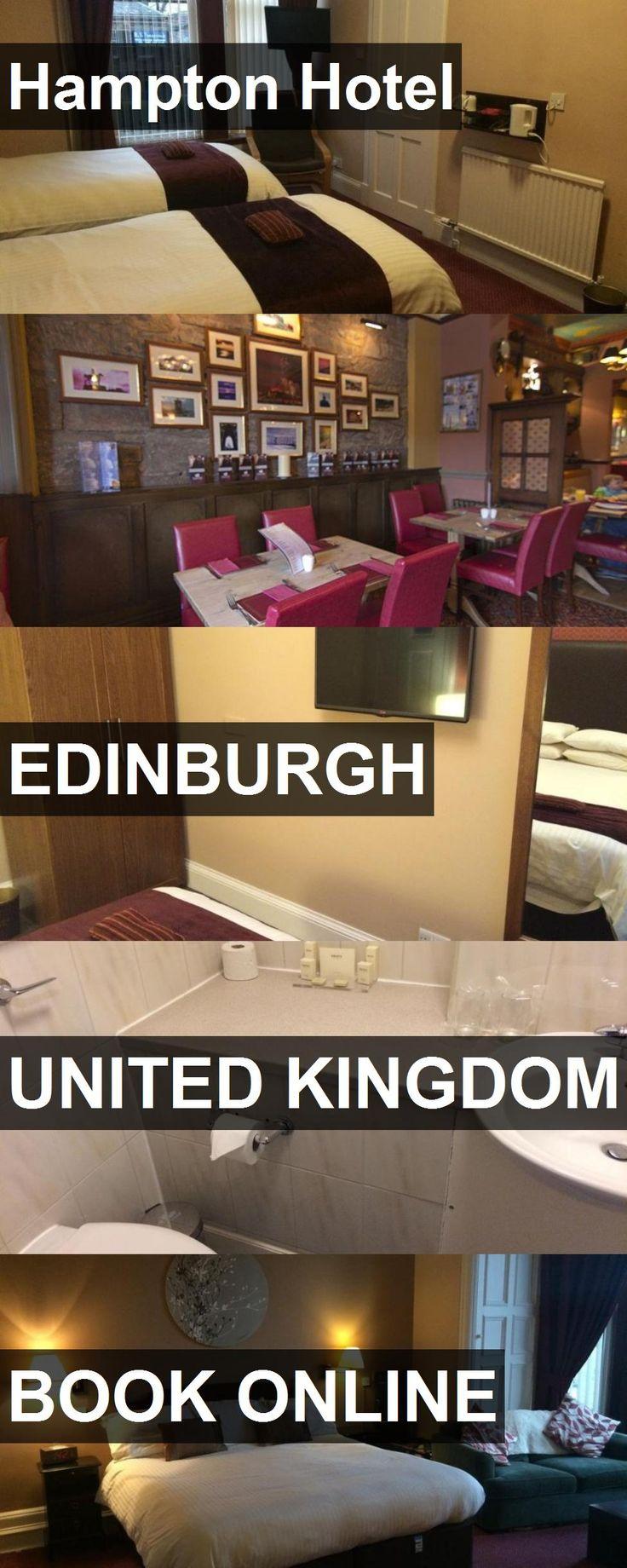 Hampton Hotel in Edinburgh, United Kingdom. For more information, photos, reviews and best prices please follow the link. #UnitedKingdom #Edinburgh #travel #vacation #hotel