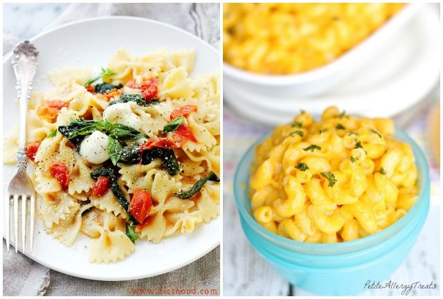 50 Easy Healthy Meatless Pasta Recipes