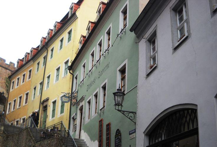 Domy v Míšni - Německo