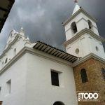 VILLA DE LEYVA , Campanario Iglesia