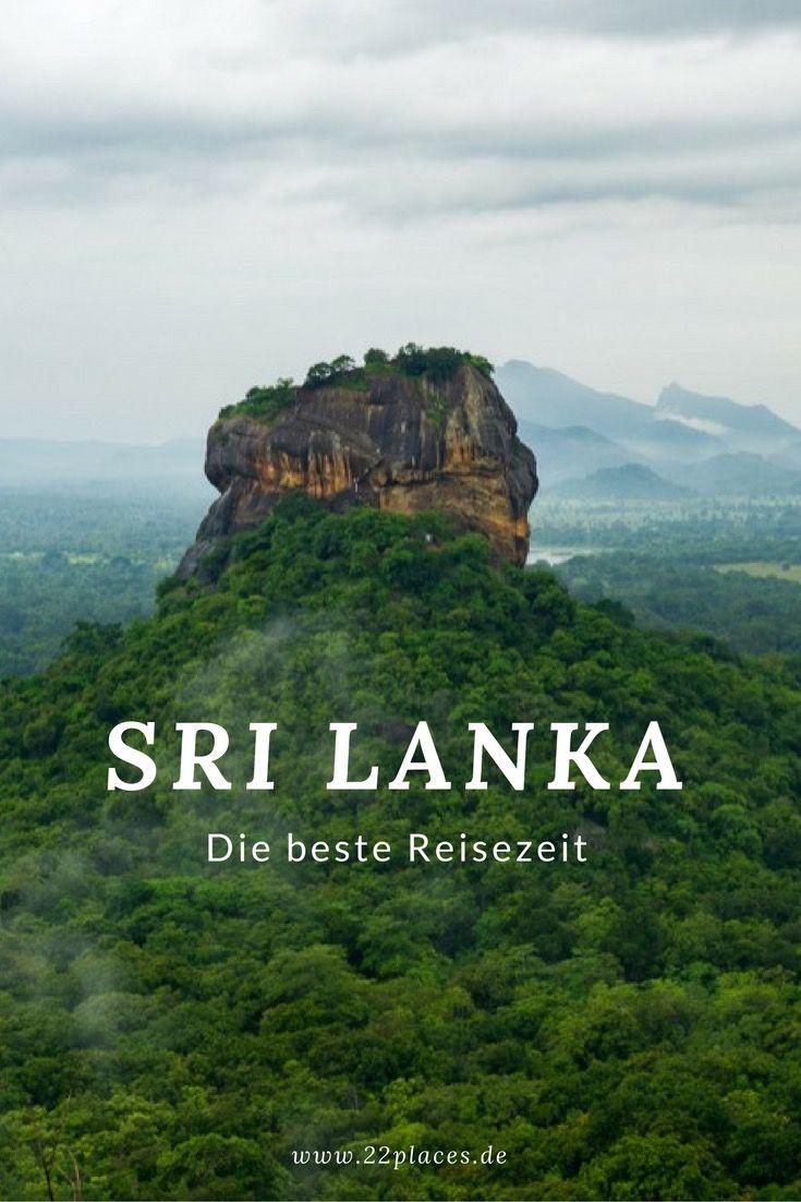 Sri Lanka: Die beste Reisezeit für deine Reise!