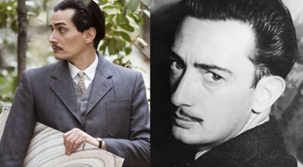 Dalí  (El Ministerio del Tiempo)