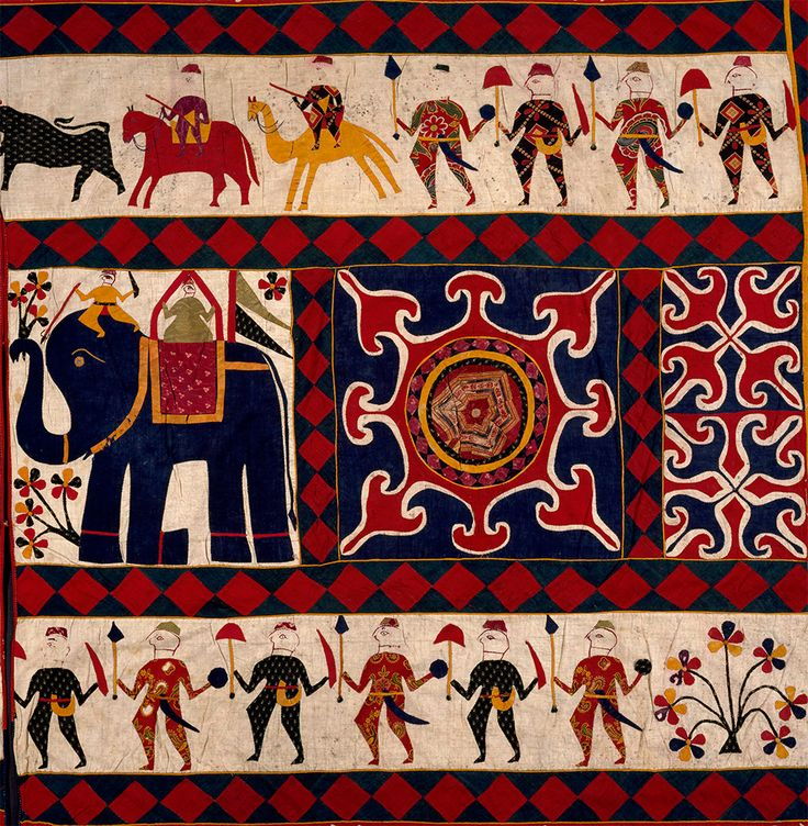 The Fabric of India Exhibition at the Victoria and Albert Museum, 3 October 2015 - 10 January 2016