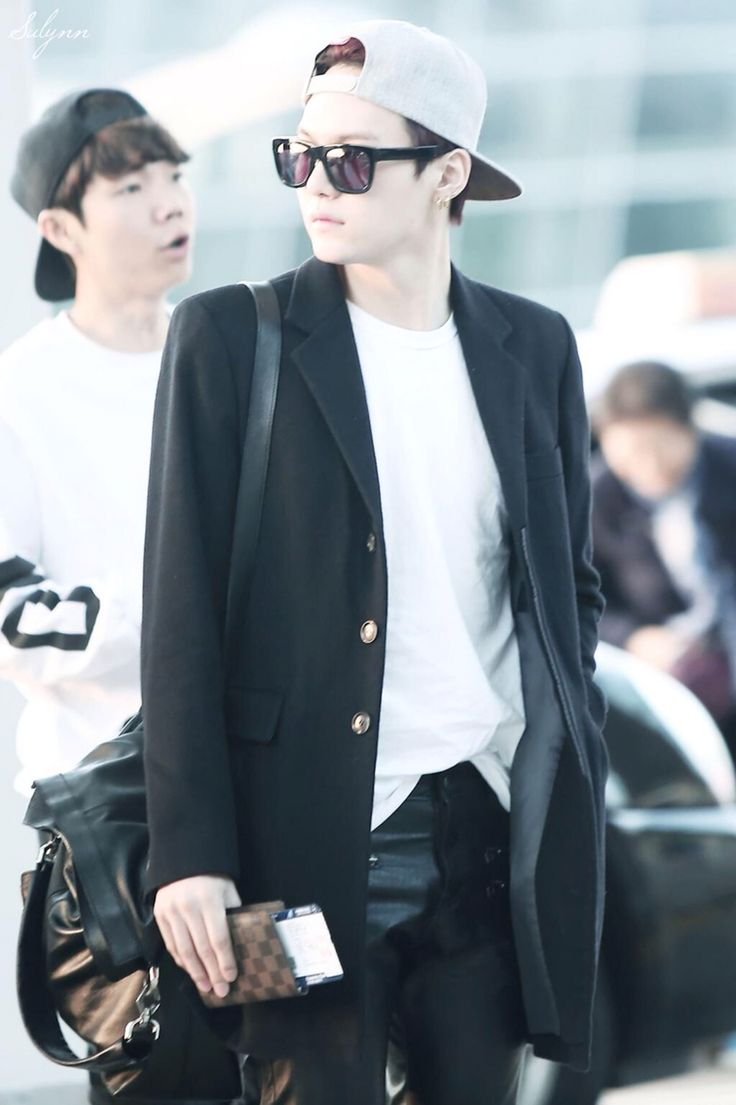 Shit where are all these high fashion Suga photos coming from min yoongi steppin up his game