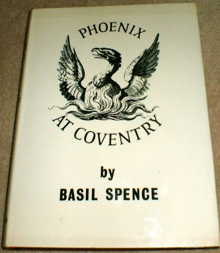 Image result for coventry and the phoenix rising from the ashes
