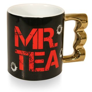 MR. TEA -  for guys who still want to feel like guys when they drink tea lol