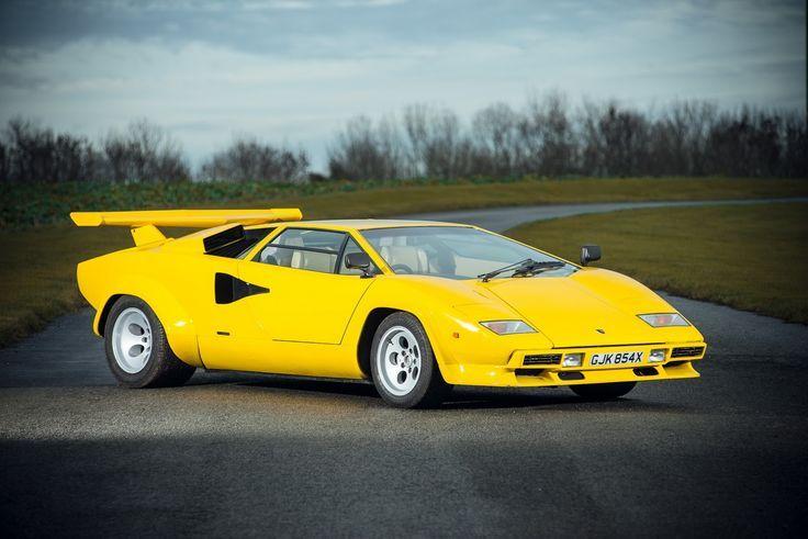 Cool Lamborghini: Rare 1981 Lamborghini Countach 400S For Sale In UK  LAMBOS Check more at http://24car.top/2017/2017/07/20/lamborghini-rare-1981-lamborghini-countach-400s-for-sale-in-uk-lambos/