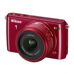 Nikon 1 S1 Kit 11-27.5mm f/3.5-5.6 rosu - F64