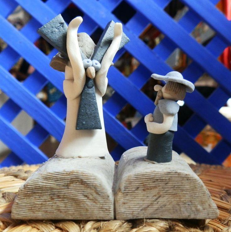 Artesan a y decoraci n don quijote de la mancha - Artesania y decoracion ...
