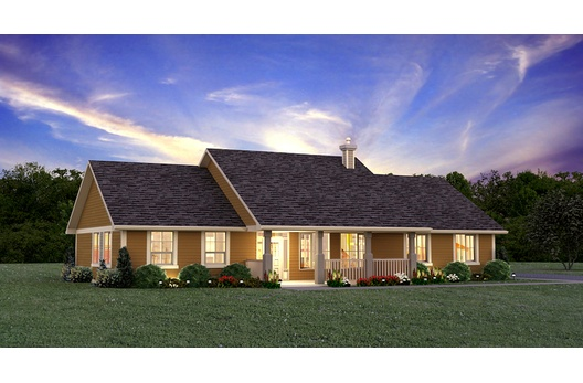 Ranch Style Homes Ranch Pinterest House Plans Style