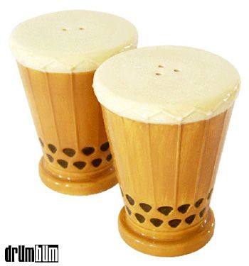 bongo drums...I love these