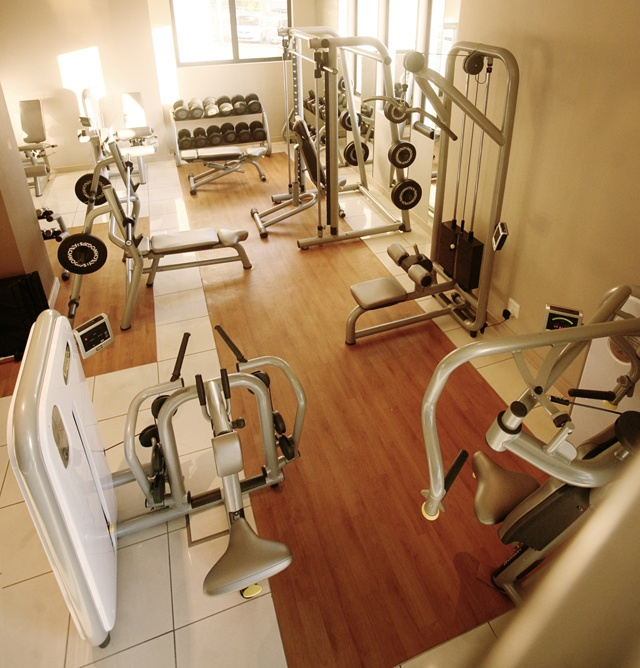 Gym.     http://www.eahs.co.za/establishments/villa