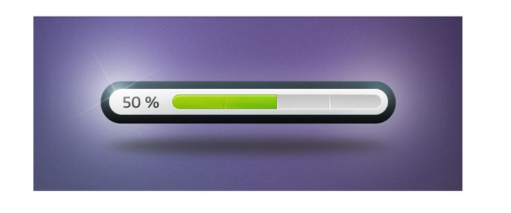 21 Free & Premium Progress Bar Interface PSD   Progress ...