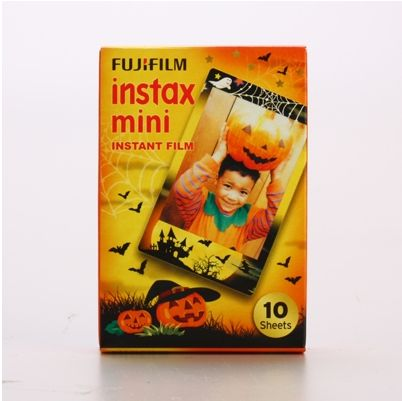 Halloween Fuji Instax Mini Film
