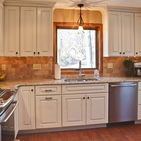 white kitchen cabinets with oak trim oak trim design ideas pictures remodel and decor page 2084