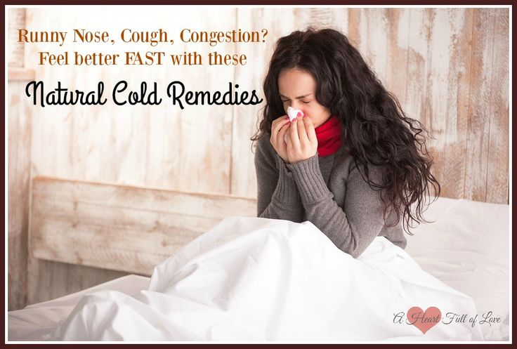 Have a nasty cold? Before you head out to the store to buy out their stock of cold medicine, you might want to try these natural cold relief treatments.