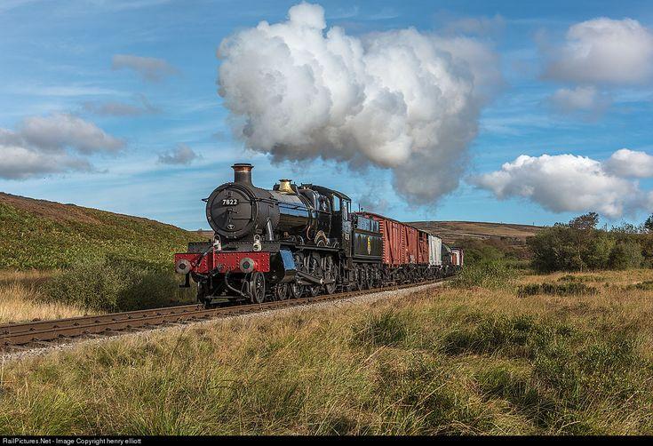RailPictures.Net Photo: Untitled Steam 4-6-0 at yorkshire, United Kingdom by henry elliott