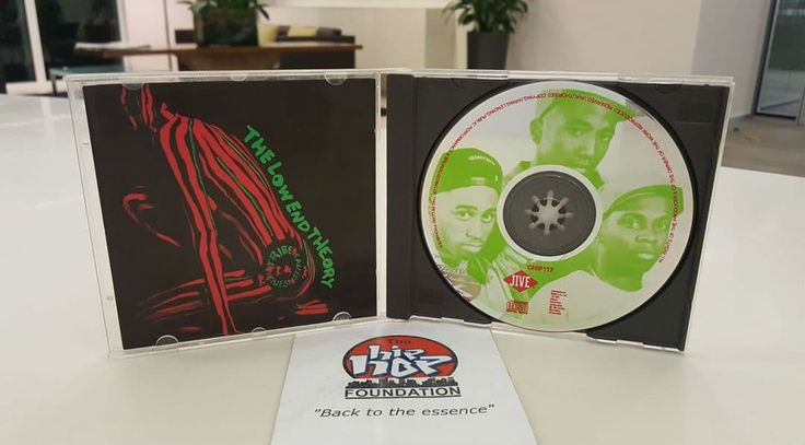 The Low End Theory is the second album by American hip hop group A Tribe Called Quest. Released on September 24, 1991 through Jive Records