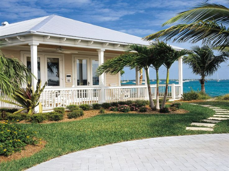 44 best images about sunset key vacation rental for Florida cottage house plans