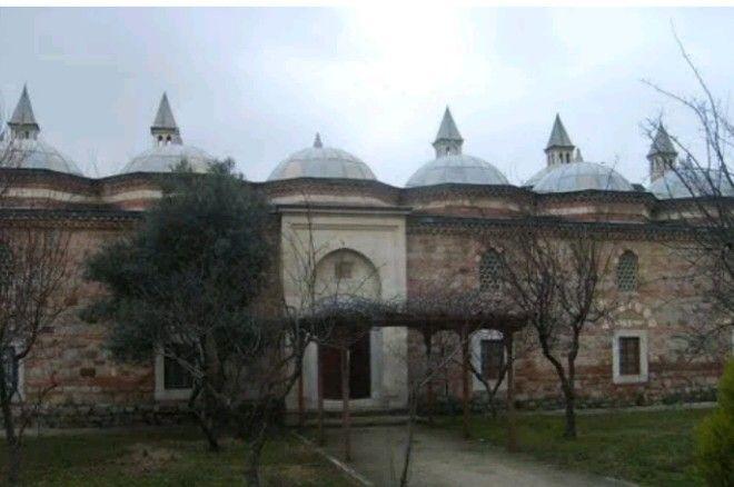 Çoban Mustafa Pasha complex-Constructive: Çoban Mustafa Pasha (Gazi Mustafa bin Abdulkerim)-Year built: Estimated 1523-Project: Mimar Sinan-Architect: Mimar Hüsam Aga-Gebze-Kocaeli