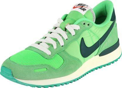 Nike Air Vortex schoenen neon groen blauw