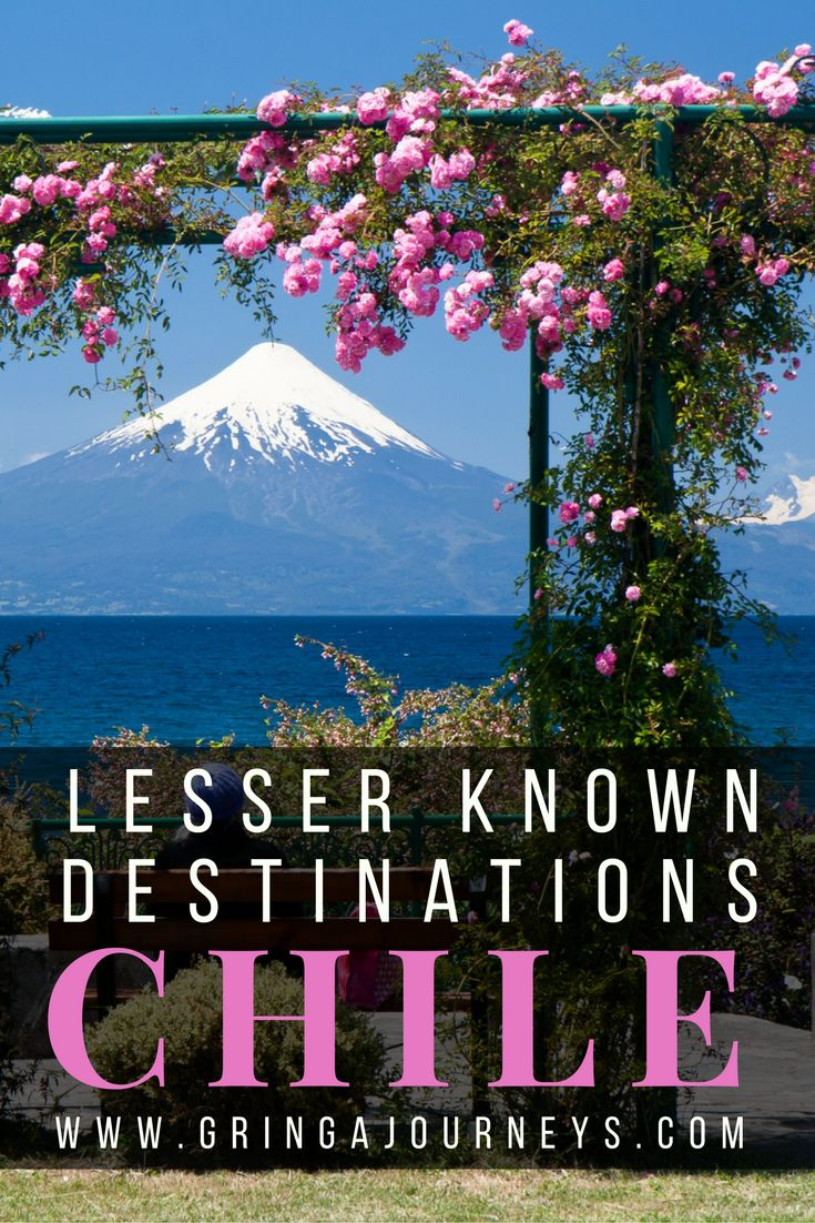 Most people have heard of San Pedro and Torres del Paine, but have you been to these five lesser known destinations in Chile?
