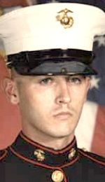 Marine Cpl Christopher L. Poole Jr., 22, of Mount Dora, Florida. Died September 6, 2007, serving during Operation Iraqi Freedom. Assigned to 3rd Assault amphibian Battalion, 1st Marine Division, I Marine Expeditionary Force, Camp Pendleton, California. Died of injuries sustained when a suicide bomber detonated a truck-borne improvised explosive device at a security checkpoint he was guarding during combat operations in Albu Hyatt, Anbar Province, Iraq.