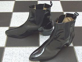 Beat Boots - Exact replicas of the Beatles boots