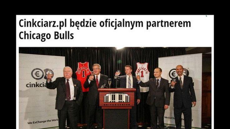 Internauci komentują niecodzienną umowę - nowy sponsor Chicago Bulls