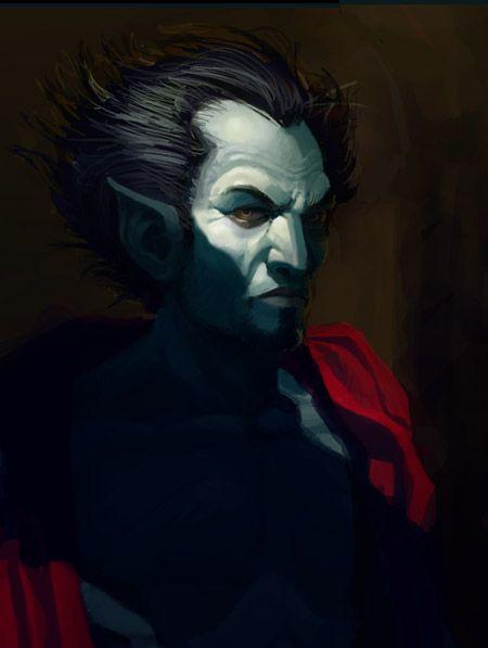 Count Dracula by Pheonix0684 - vampires, death, blood, dracula - Art of Fantasy