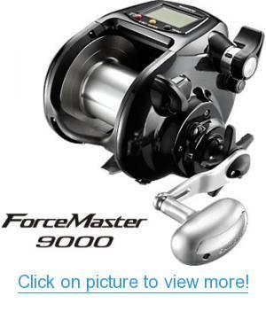 SHIMANO FORCE MASTER 9000 Electric Fishing Reel #SHIMANO #FORCE #MASTER #Electric #Fishing #Reel