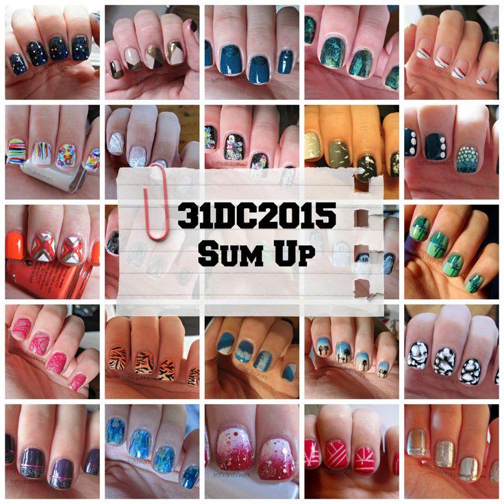 #31DC2015 Sum Up