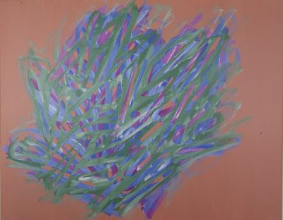 Will Light Johnson:                     Untitled #2 acrylic on canvas ...