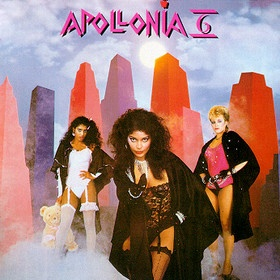 """Apollonia 6 - Vanity 6 became Apollonia 6 with the addition of Patricia """"Apollonia"""" Kotero. Brenda and Susan (a former girlfriend of Prince) remained once again in the background while Apollonia cooed her way through their only hit, """"Sex Shooter"""". Flashed in the pan and then gone but still a Prince Protege essential!"""