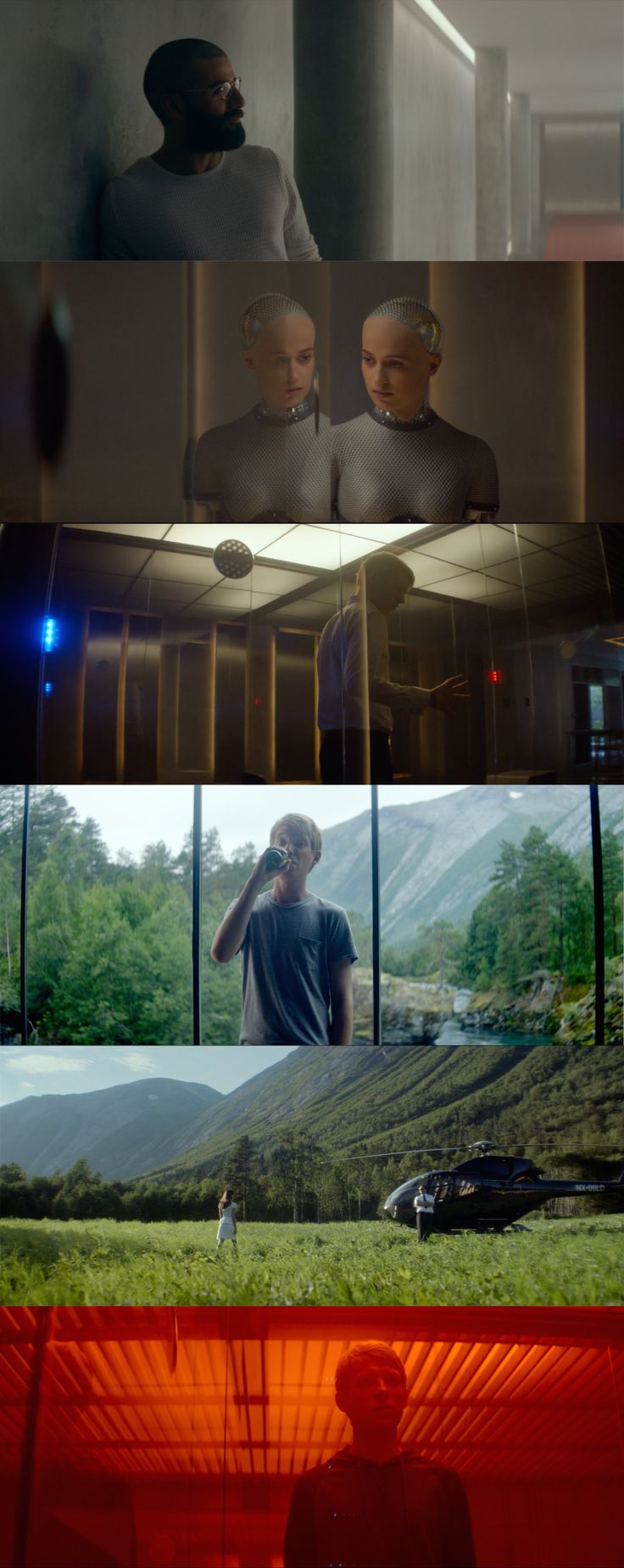 One window 12 aug 2007 photograph rachelcreative - Ex Machina 2015 Excellent Film In Terms Of Narrative And Visuals