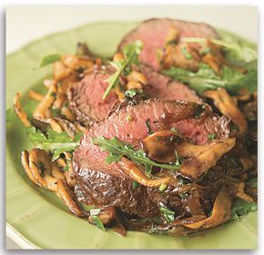 The succulent taste of venison backstrap with caramelized onions and mushrooms has never been easier. Hank Shaw provides step-by-step instructions for satisfying your tastebuds.