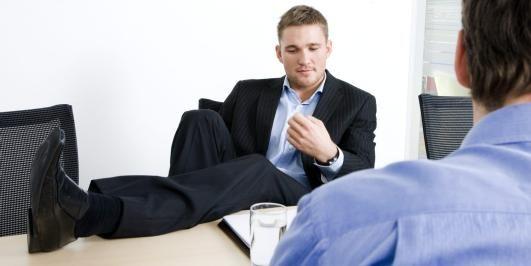 EGOISTISK: En narsissistisk sjef er ikke opptatt av medarbeidernes trivsel. Han eller hun bryr seg kun om sin egen suksess.
