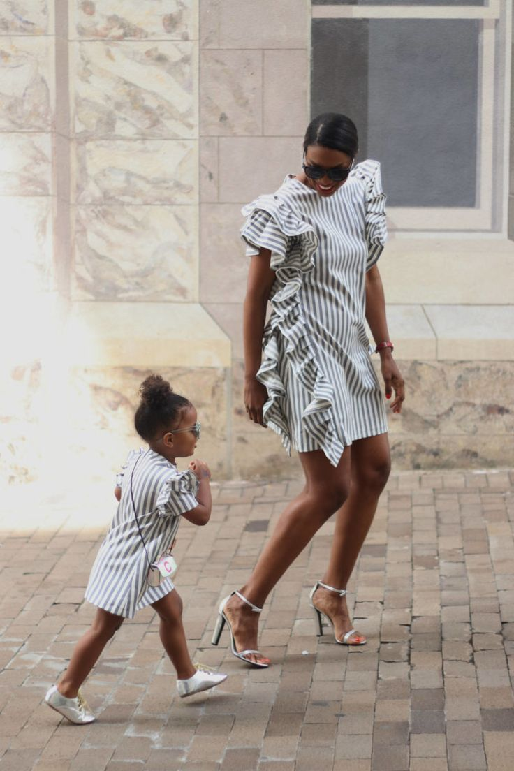 Ruffles Ruffles Ruffles | Making your own clothes gives you the creative freedom to step outside your comfort zone and take fashion risks. Then enters this dress with a million ruffles I probably wouldn't have looked twice but have since fallen in love.