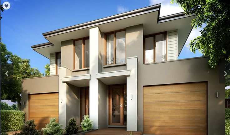 17 best images about duplex designs on pinterest twin for Modern home designs melbourne