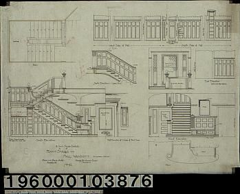 Front Elevation Stairs in Plan stairs Pinned by wwwmodlarcom  Architecture  Architecture