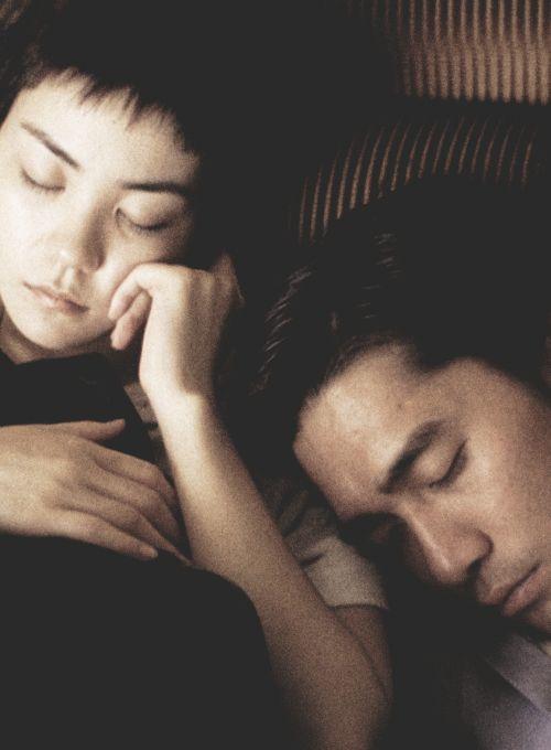 Faye Wong & Tony Leung // Chungking Express (1994)