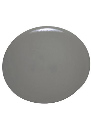Benjamin Moore's Amherst Gray. I've seen this gray recommended several times as a good warm gray for your walls.